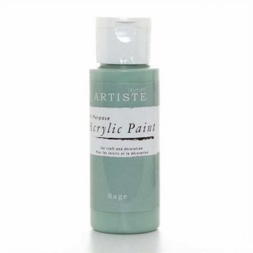 Akrylová barva Artiste / Sage