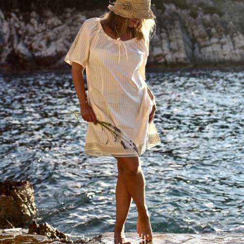 Opředena tajemstvím...- šaty / tunika