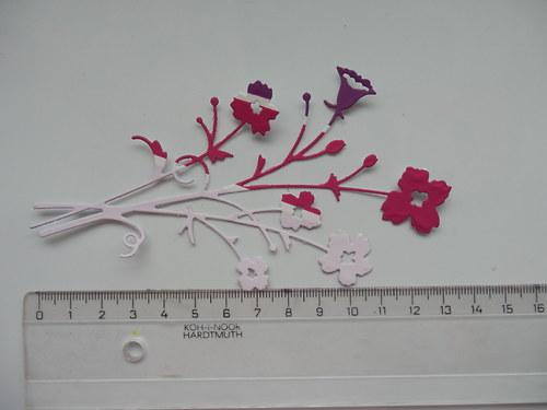 výsek -  květiny