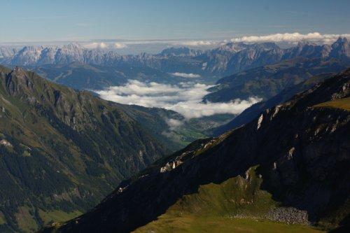 Alpská údolí