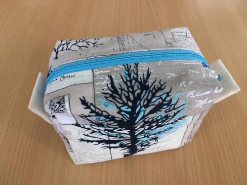 Kosmetická taštička / penál - strom
