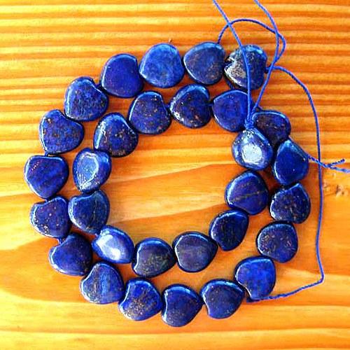 Lapis Lazuli 14mm - Srdíčko