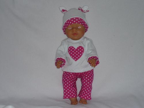 Oblečky na panenky oblečení pro panenku Baby born