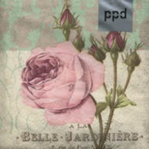 """ubrousek, motiv \""""Belle Rose\"""""""