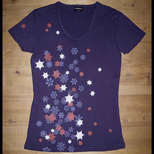 Tričko zimní