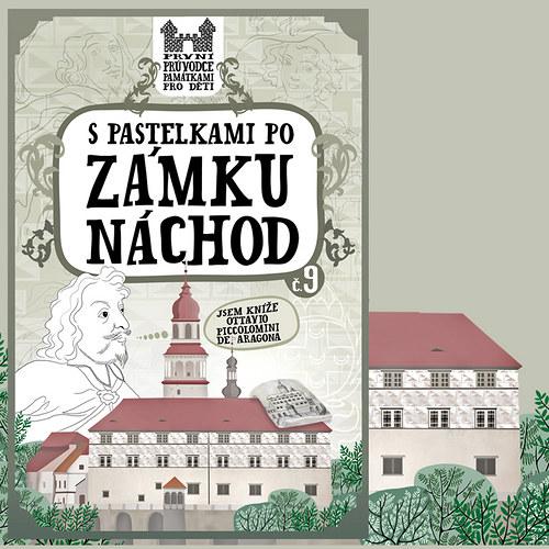 S pastelkami po zámku Náchod