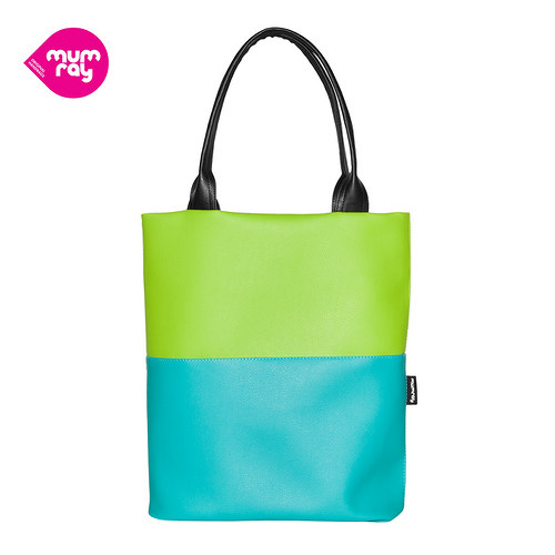 Split bag Green