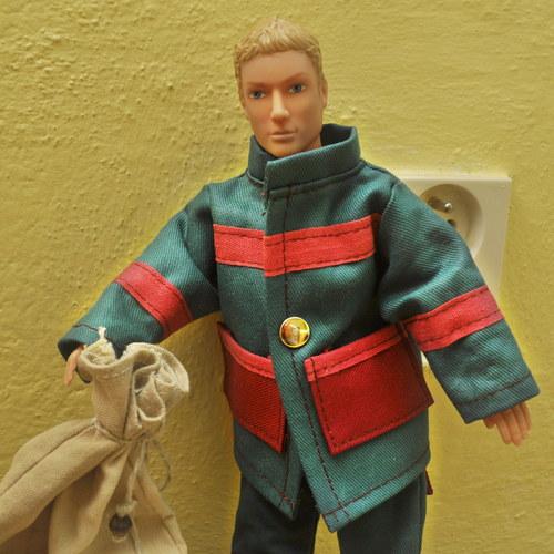 Barbie/Ken - pracovní oděv