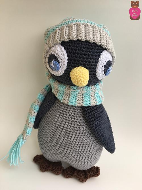 Tučňáček Tučko