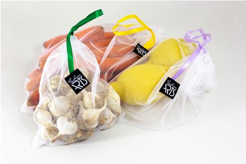 Buďte EKO - nákupní sáčky na zeleninu (velikost M)