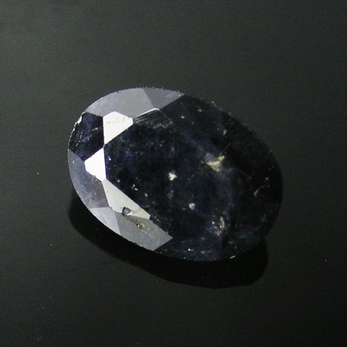 Safír, Afrika, 1,05 ct., 7,0x4,9x3,1 mm