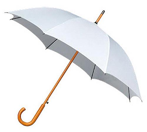 Deštník holový, hedvábí - Habotai 10, průměr 120cm
