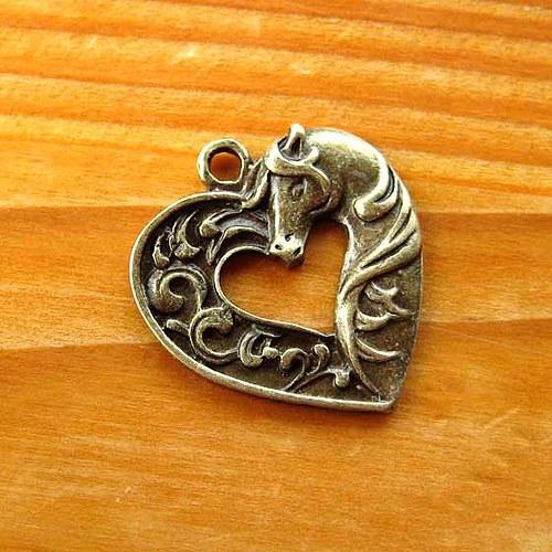 Srdcový Kůň - Bronzový