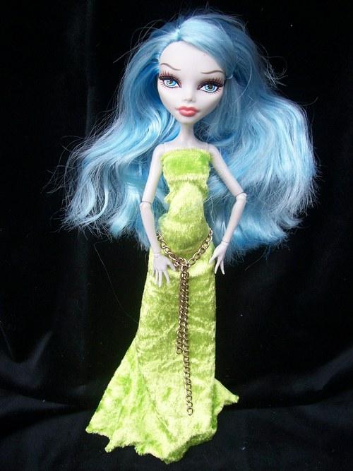 Sametové pro Monster High 1
