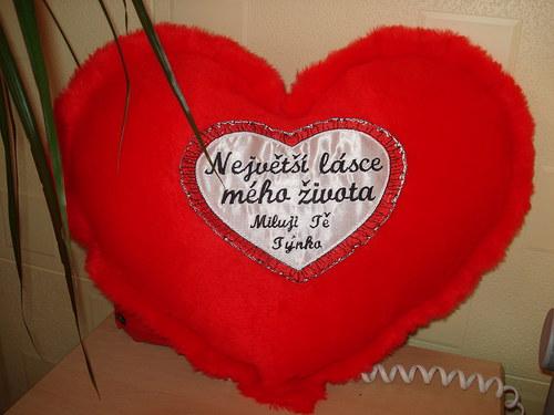 Srdíčko z lásky
