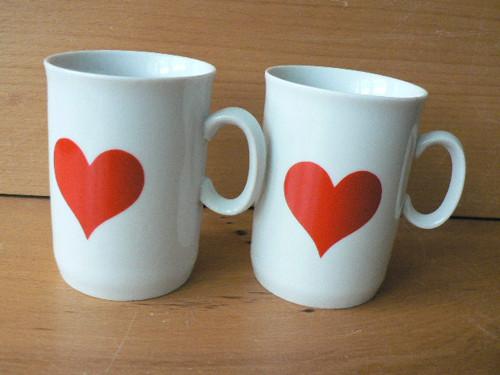 Valentýnský čaj.........