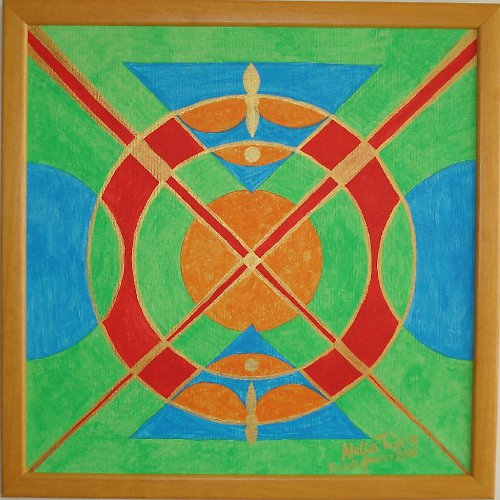Mandala Jednota