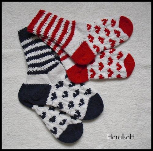 Ponožky pro zamilované č.2