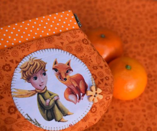 """Mincovka \""""Malý princ v kraji mandarinek\"""""""