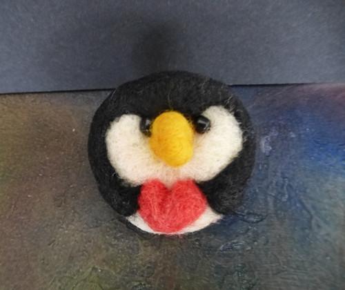 tučňák - brož