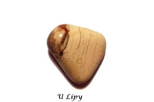 Troml. kámen – jaspis brekciový, č.11