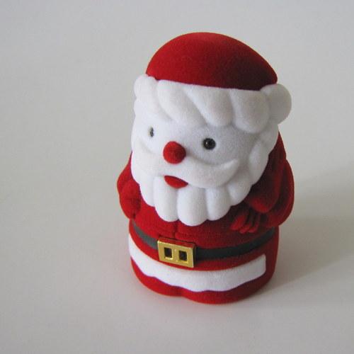 Santa - sametové krabičky