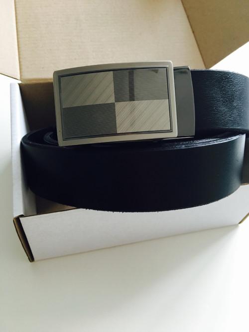 Manager Automat opasek černý 35mm
