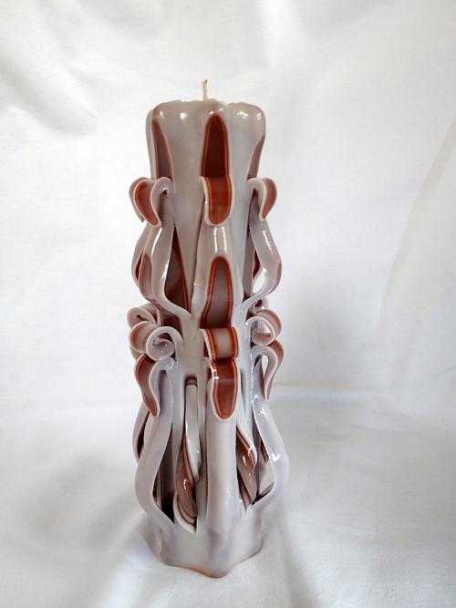 Řezaná svíčka 20cm