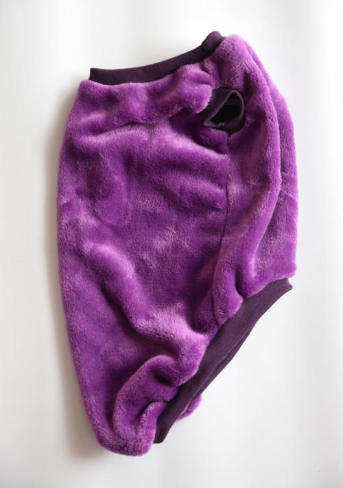 Mikina fialová