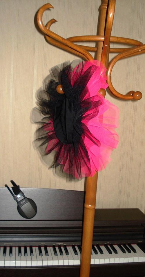 Černo-růžová (1-3 roky)