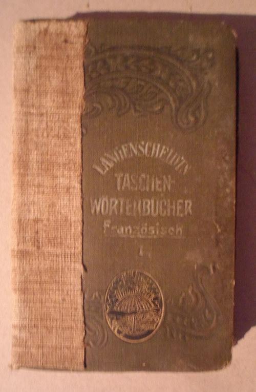 Franzözisch - Taschenwörterbuch