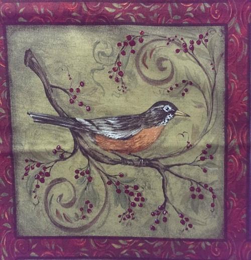 Ptáci v trní...
