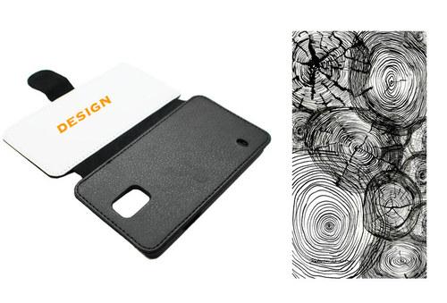 LETOKRUHY - Samsung S5 Obal Koženka