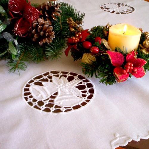 Vánoční zvonečky s lemováním  Na objednávku!!