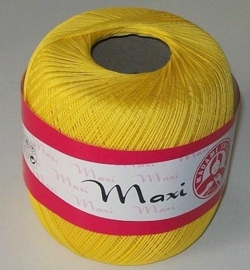 Maxi MT teplá žlutá 5530