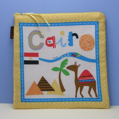 kapsička - Cairo