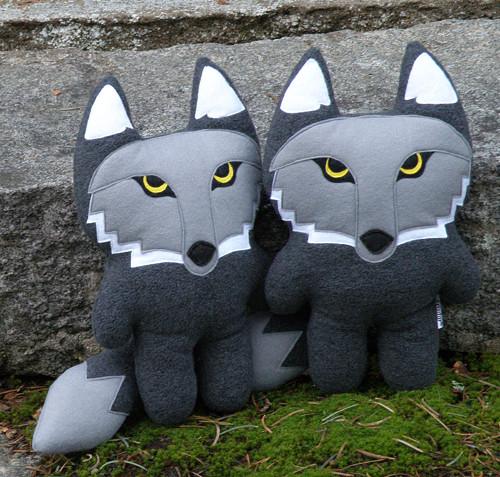 Hajánek lesní - pan vlk Volf