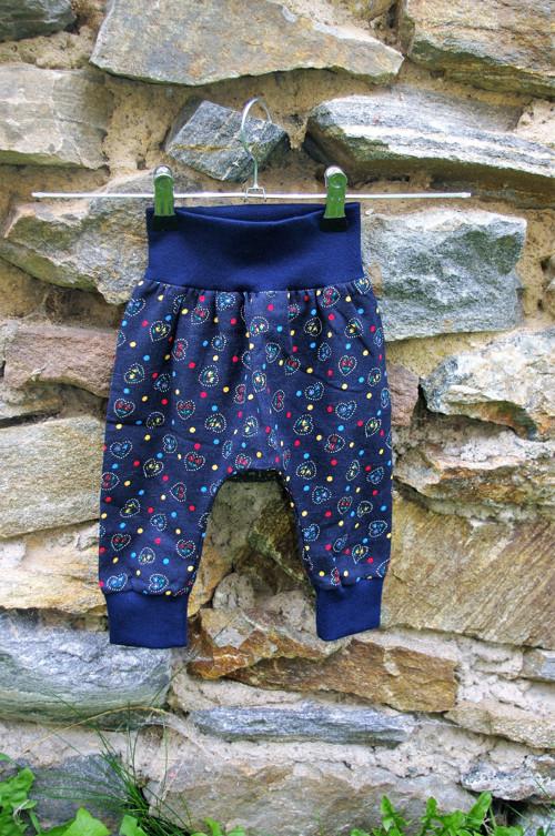 Harémky,turky,kalhotky pro malé prdelky perníček