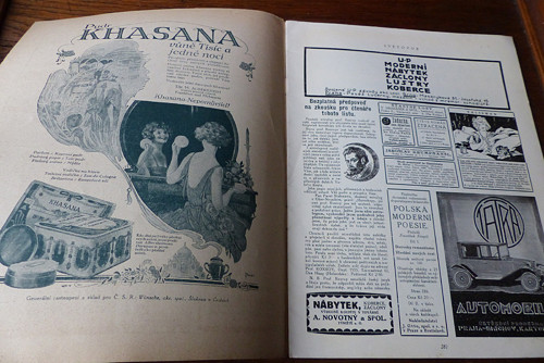 Časopis Světozor 12/1925