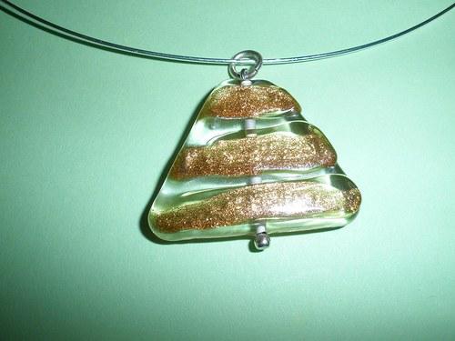 Pyramida náhrdelník