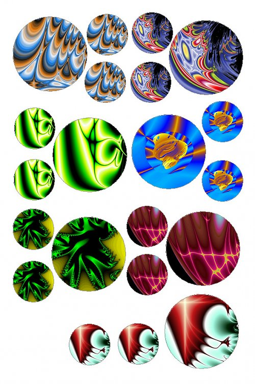abstraktní kolečka
