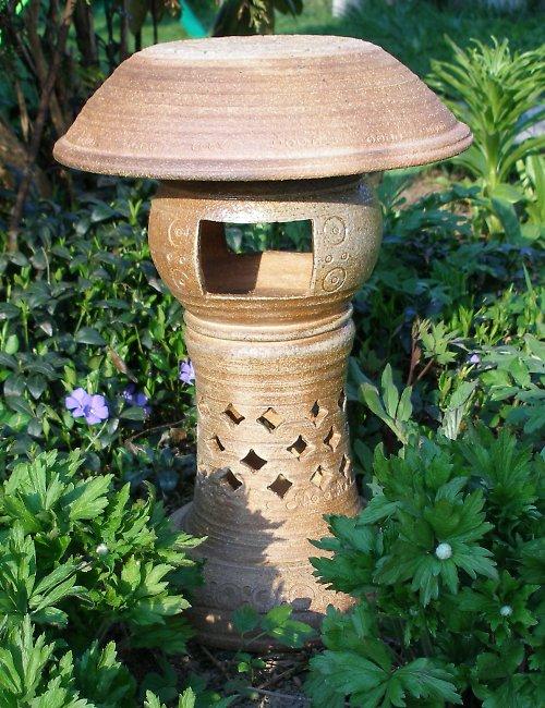 Zahradní svítilna