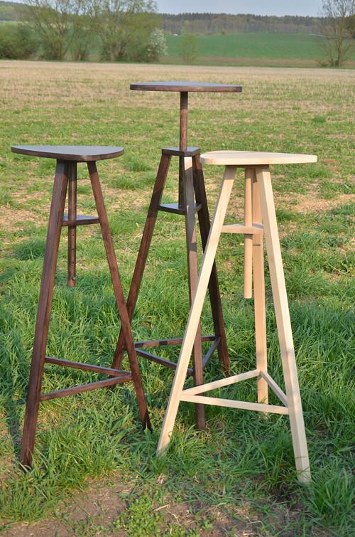 Sochařský stojan - stoleček
