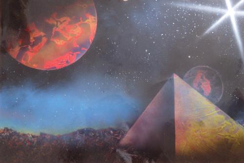 Pyramida ve vesmíru