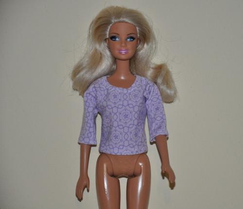 Barbie - triko 79