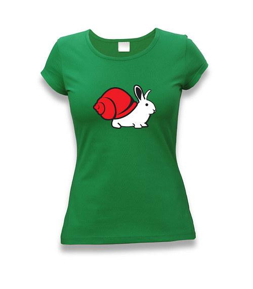 WTF? - dámské tričko s potiskem