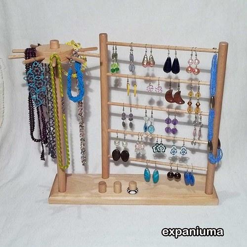 Stojánek na šperky - Lenka II