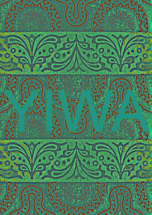 """Inka neon \""""green shadow\"""" -Scrapbook papír A4 250gr"""