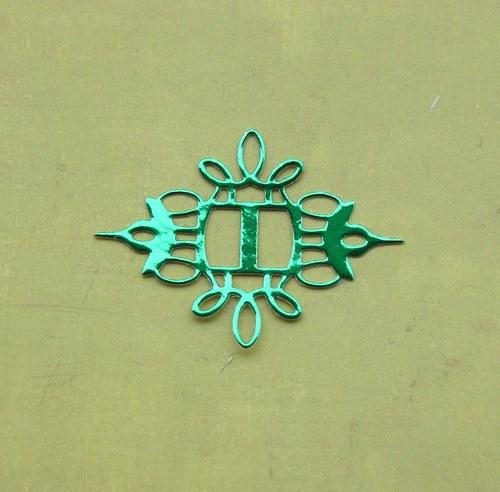 Ornamentální přezka