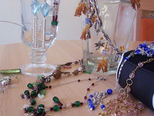 Kurz šperků  z komponentů,  Praha